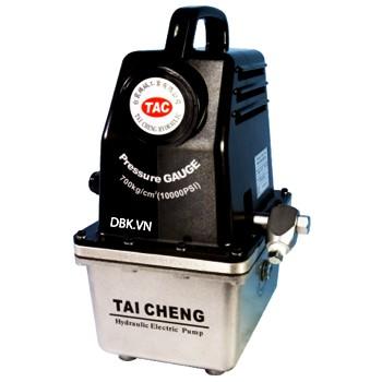 Bơm điện thủy lực 1 chiều 2.7 lít TAC CTE-25AS