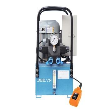 Bơm điện thủy lực 25 lít TONNERS DMP-2