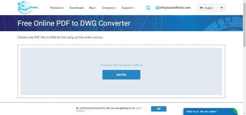 Top chuyển pdf sang cad trực tuyến