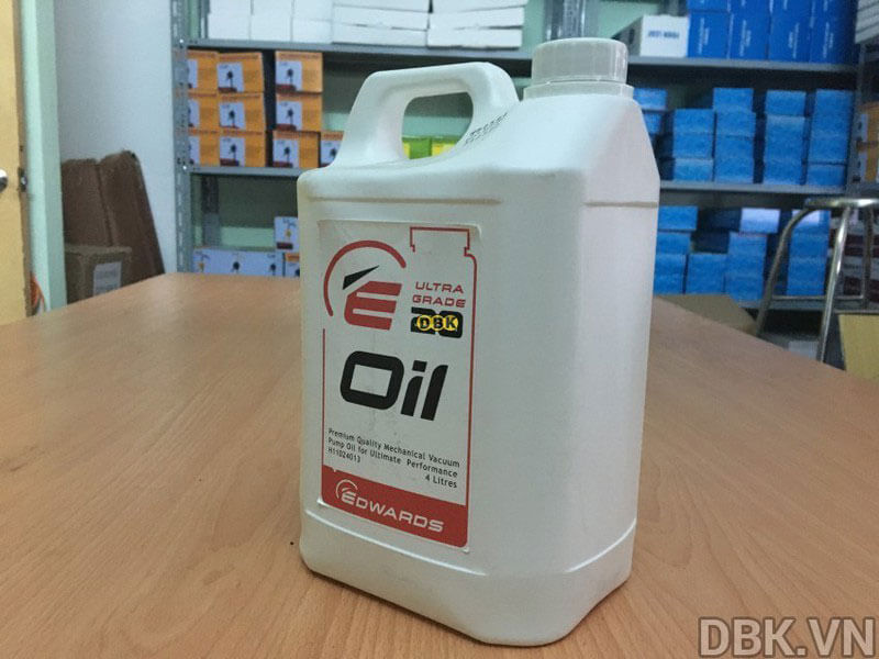 Vì sao phải dùng dầu Leybonol cho bơm hút chân không Leybold?