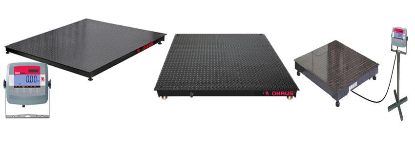 cân sàn điện tử Ohaus T31P
