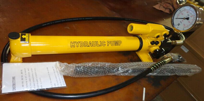 bơm thủy lực tlp hhb-700b