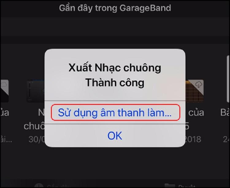 cài nhạc chuông cho iPhone 6