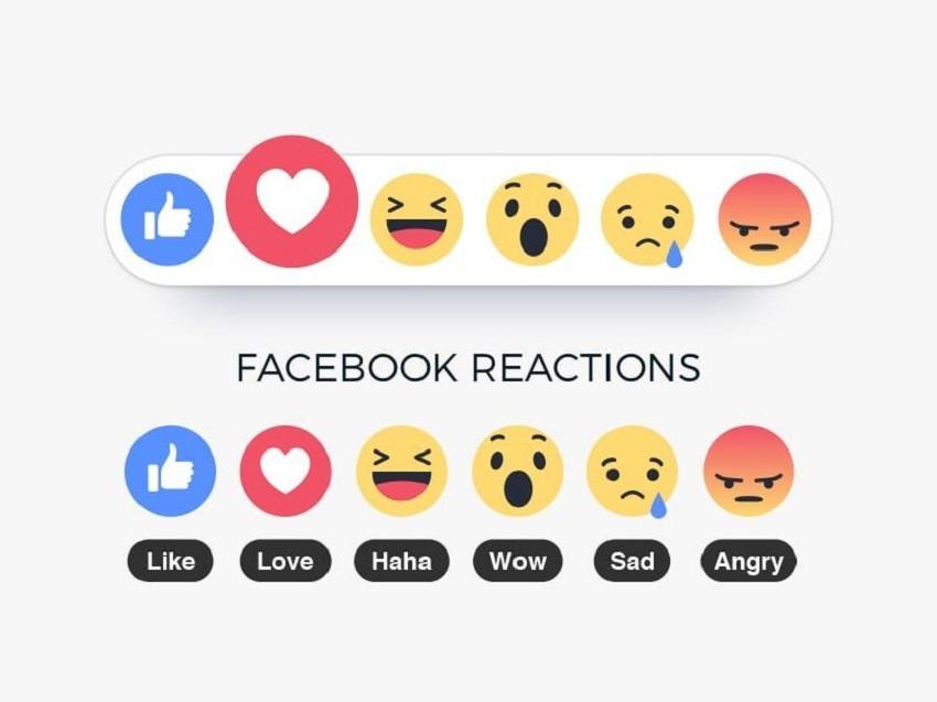 Các biểu tượng cảm xúc trong Messenger