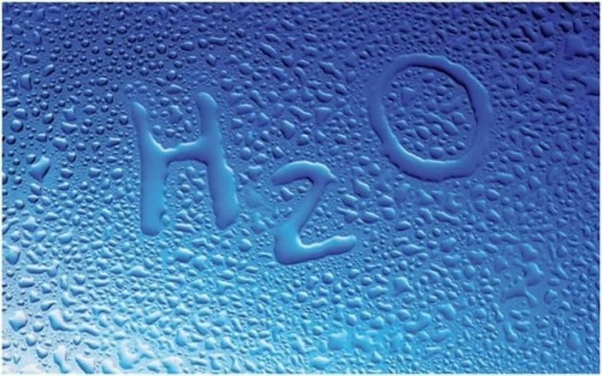 Khối lượng riêng của nước