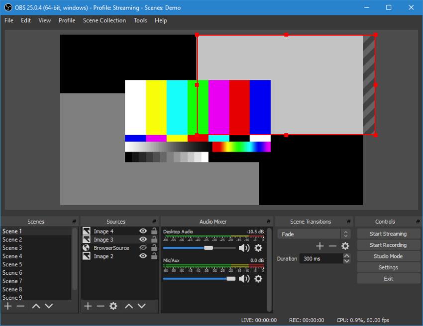 phần mềm quay video màn hình máy tính