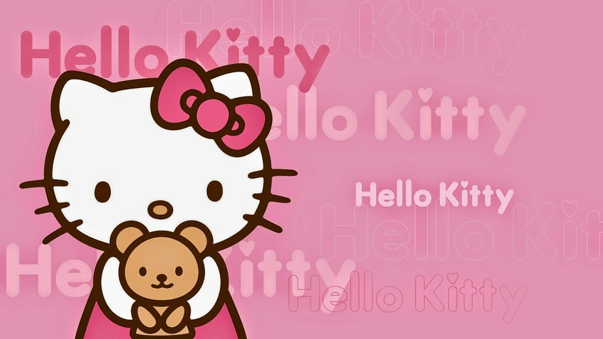 hinh nen hello kitty cute