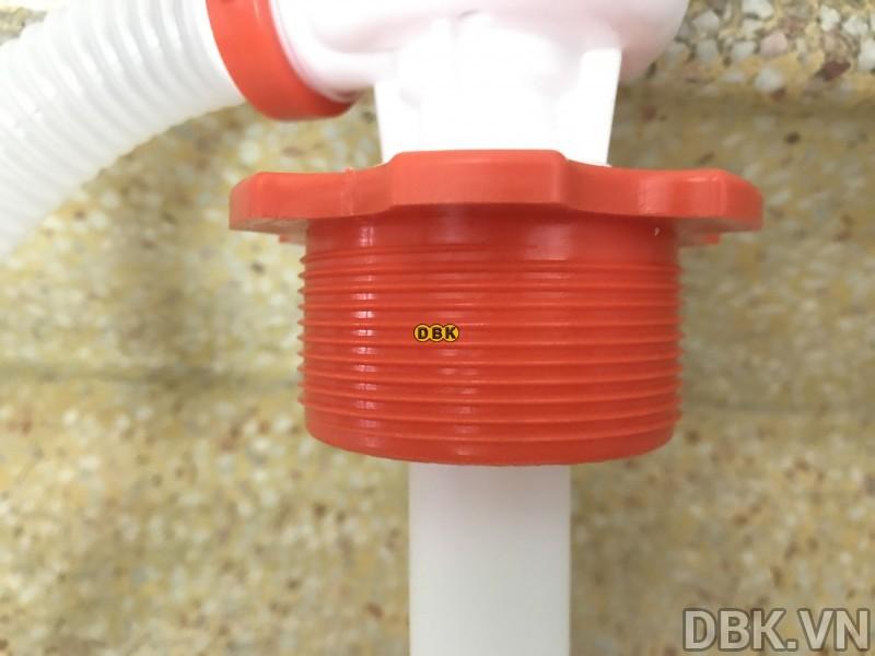 Bơm tay hóa chất DBK DP25