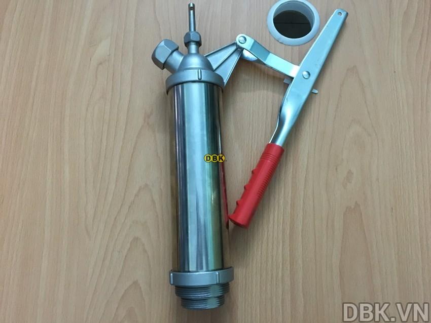 Bơm tay thùng phup bằng Inox cao cấp DBK JW-490S