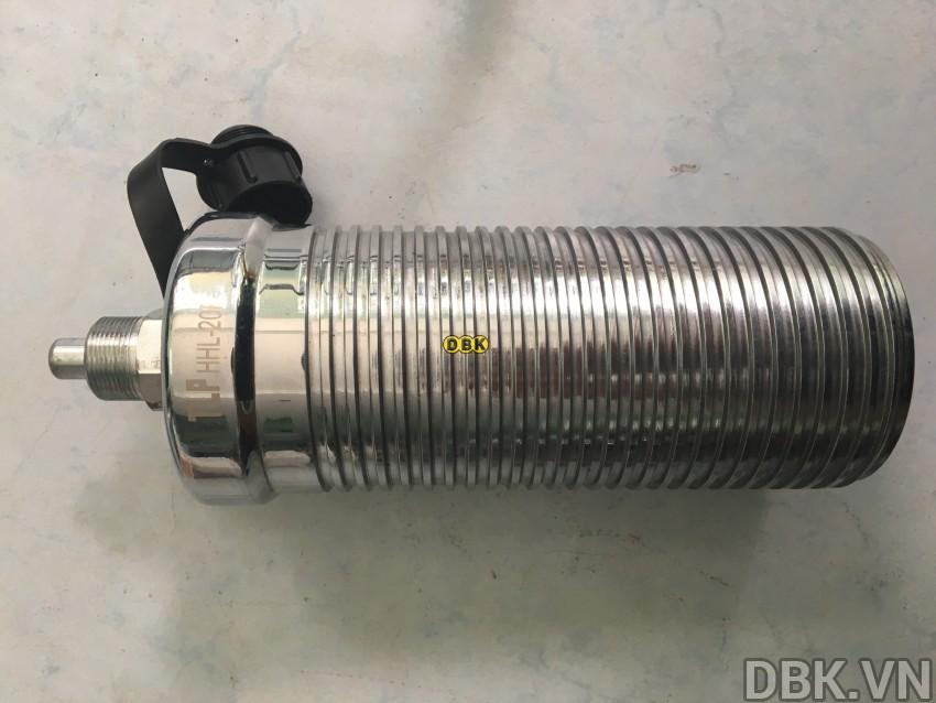 Cảo thủy lực bơm rời 5 tấn độ mở max 200 mm TLP HHL-5F (with hand pump HHB-700C)