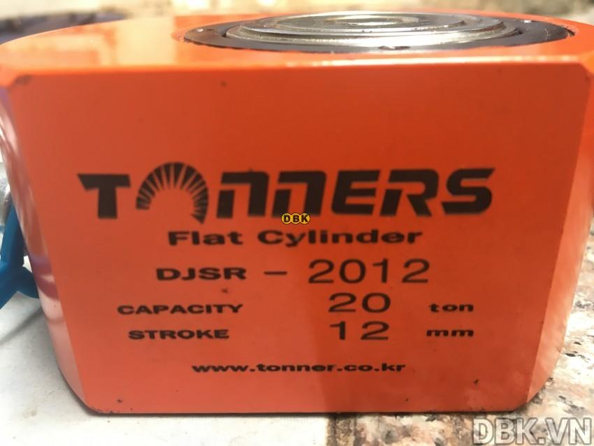 Kích thủy lực lùn 20 tấn,</p></p></p> 12mm TONNERS DJSR-2012