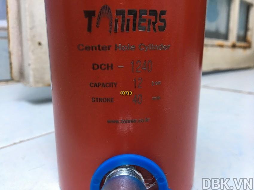 Kích thủy lực rỗng 12 tấn,</p></p></p> 40mm TONNERS DCH-1240