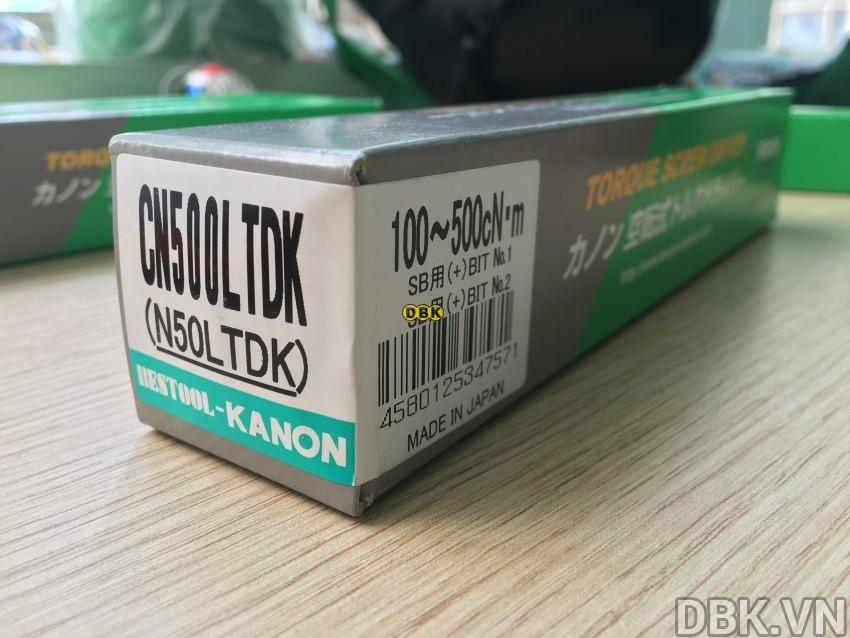 TÔ VÍT LỰC KANON CN500LTDK