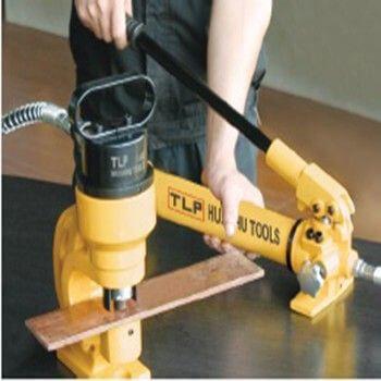 Máy đột lỗ thủy lực là gì? Công dụng và tính năng của máy đột lỗ TLP