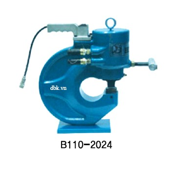 Máy đột lỗ thủy lực 20mm TONNERS B11-2024