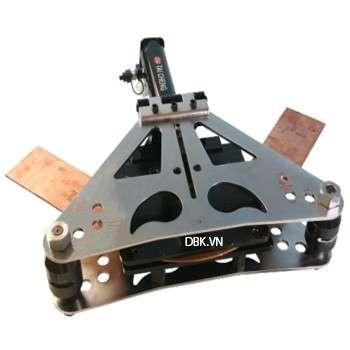 Máy uốn thanh cái đồng thủy lực 16.6 tấn 150 mm TLP HHM-150W