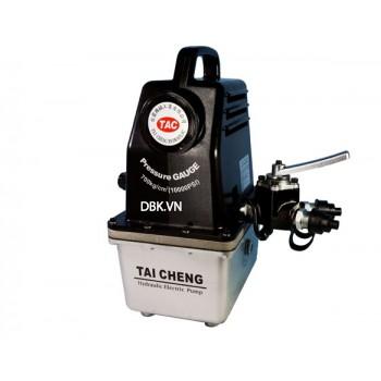 Bơm điện thủy lực 2 chiều 2.7 lít TAC CTE-25AD