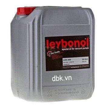 Dầu chân không Leybold Leybonol LVO 200