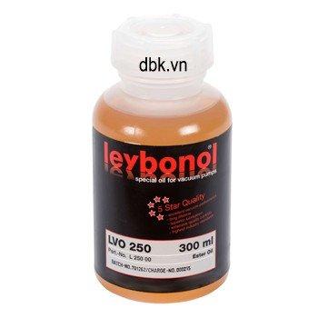 Dầu chân không Leybold Leybonol LVO 250