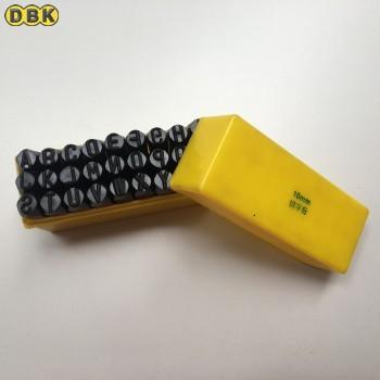 Bộ đóng chữ thép thường 10 mm DI CHUANG
