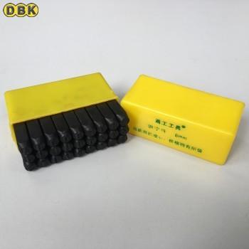 Bộ đóng chữ thép thường 6 mm DI CHUANG