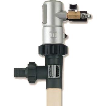 Bơm khí nén thùng phuy Cheonsei DR-PLS-10-A4-1