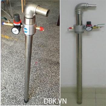 Bơm khí nén thùng phuy DBK01